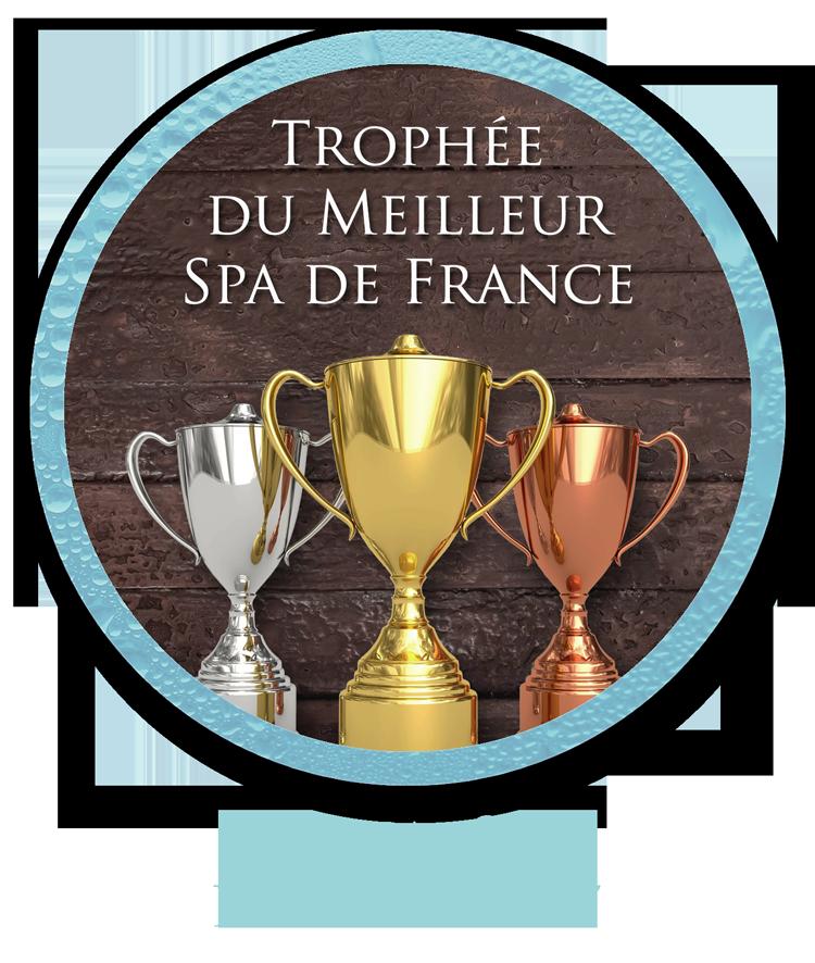 Trophée du Meilleur Spa du Sud de la France